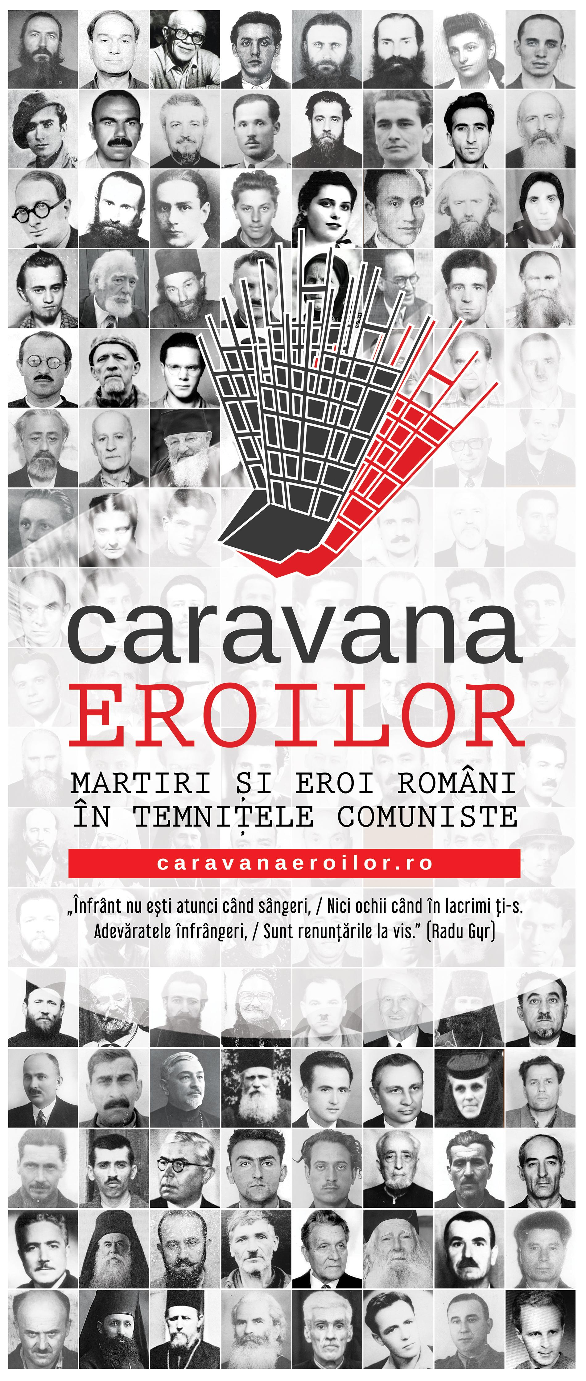Titlu- Bannerul 01 - Caravana Eroilor