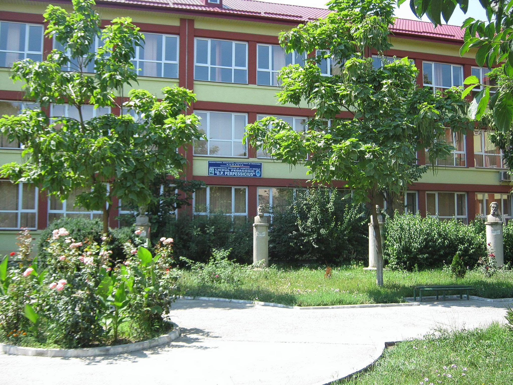 Liceul Pedagogic D.P. Perpessicius Brăila